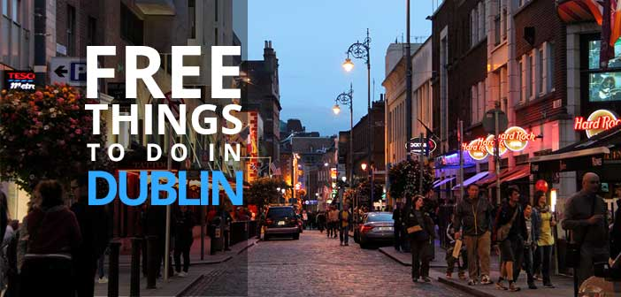 5 Free Things to Do in Dublin