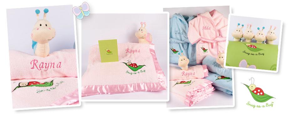 Unique Personalised Baby Gifts Ireland : Snug as a bug irish consumer