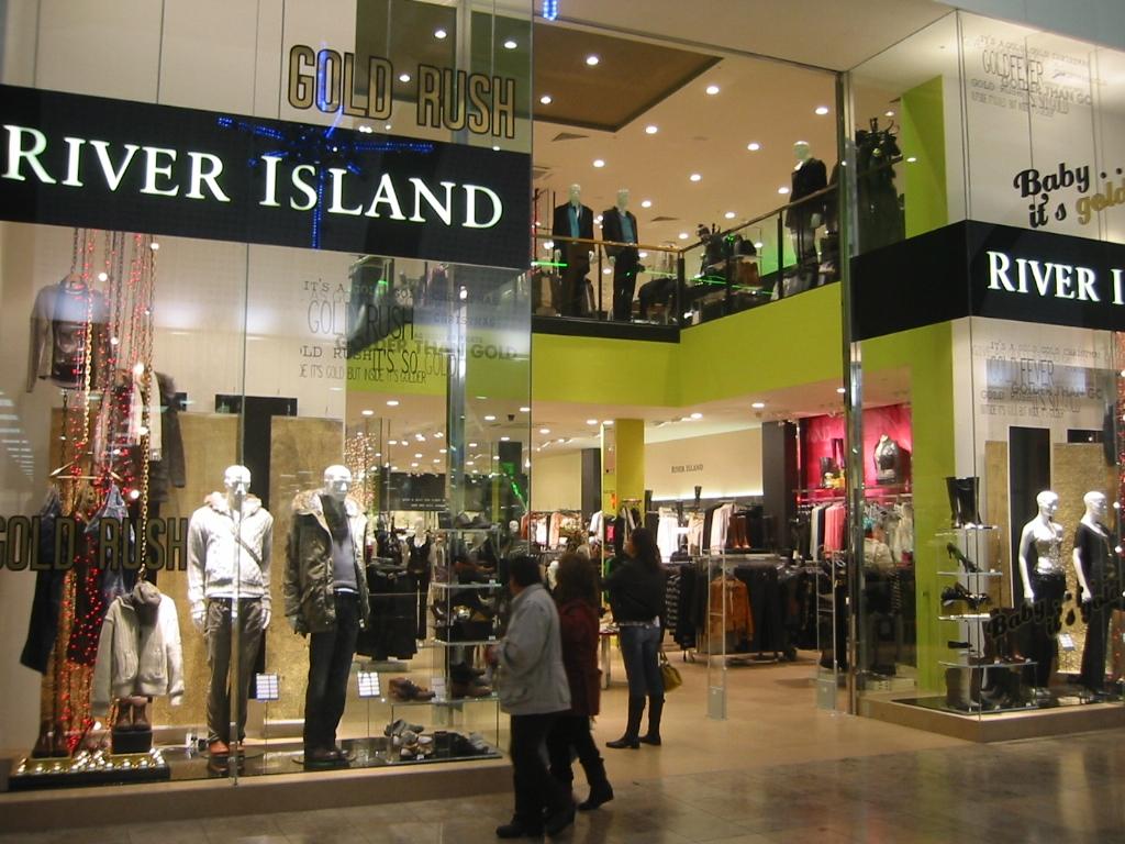 Retail Fashion Head Office Plymouth