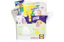 Lidl Free Baby Box