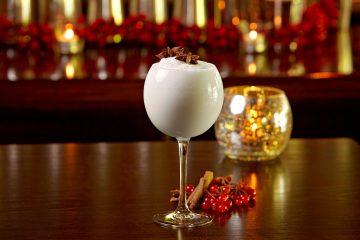 Saba Christmas Cocktail