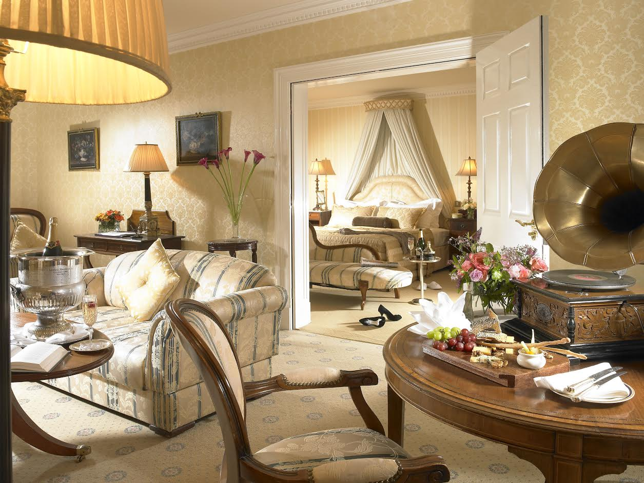 hayfield manor suite