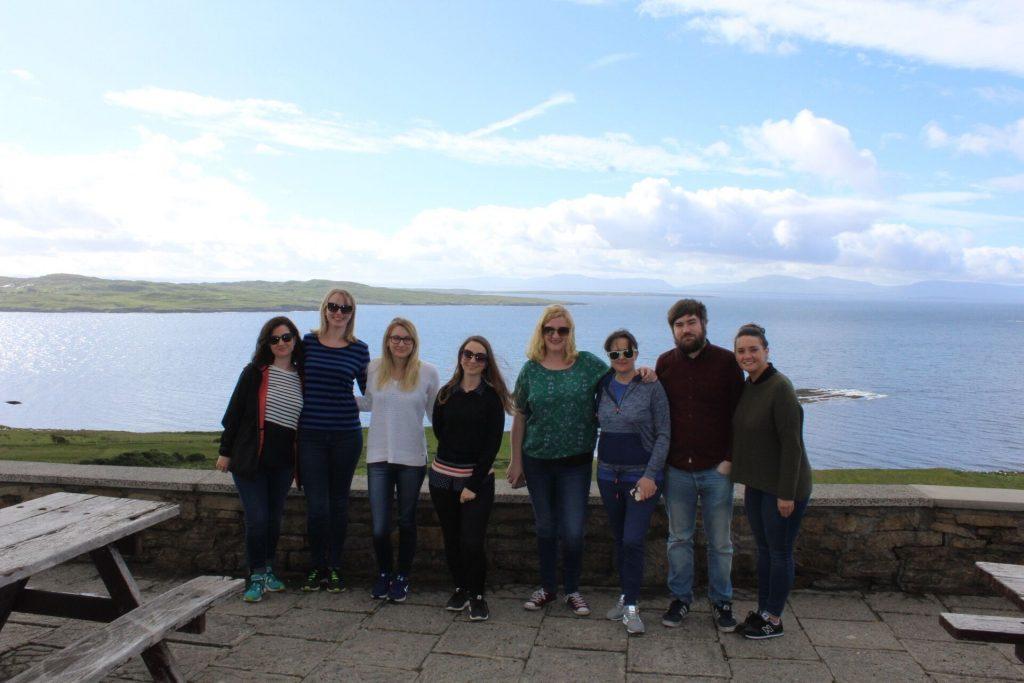 Donegal Press Trip