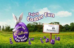 Cadbury Easter Egg Hunt