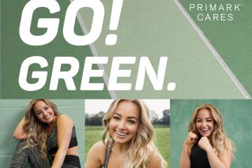 Go Green Primark Alice