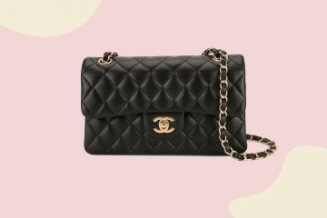 chanel used bag