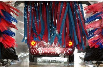 Circle K Half price Car wash Deal