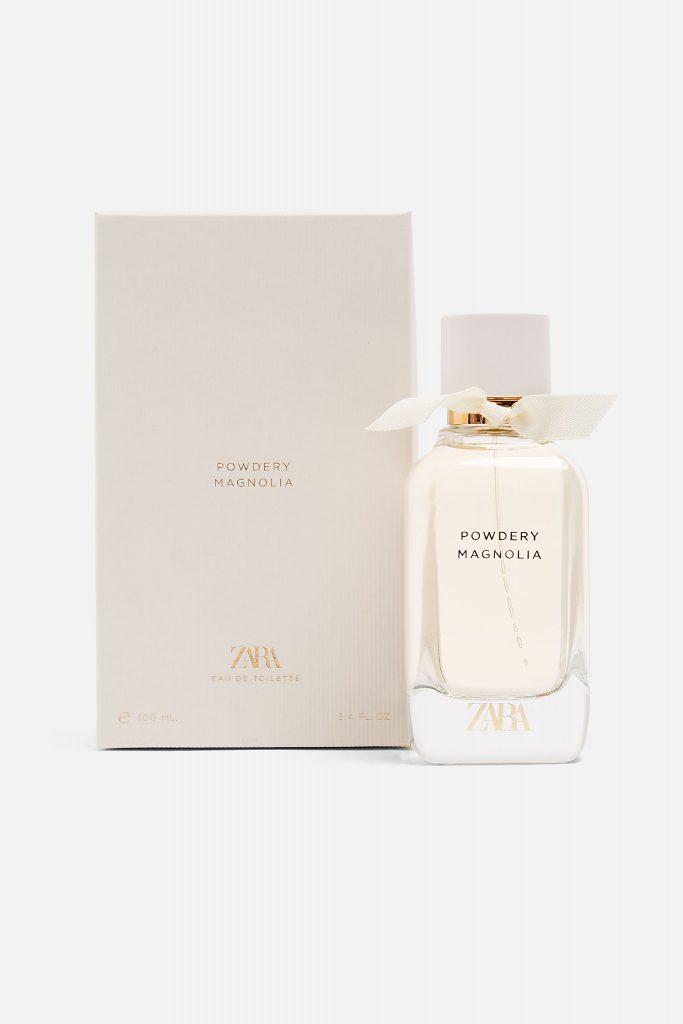 Chloé dupe powdery Magnolia Zara