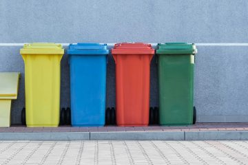 Recycling saving money Ireland