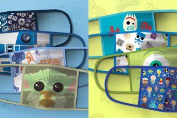 Disney Face Mask Ireland Promotion