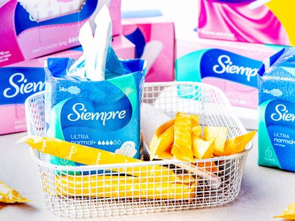 Lidl free period products Irish consumer